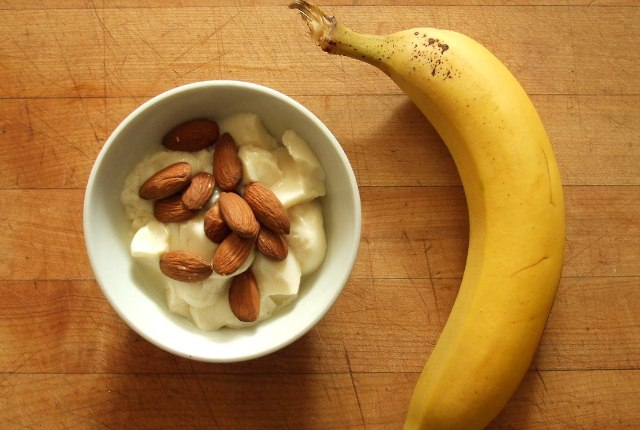 Banana Almond Oil Mask