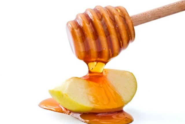 Honey With Apple