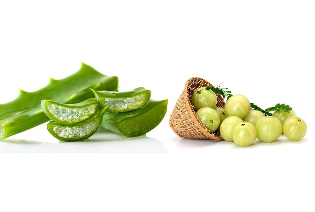 Gooseberry And Aloe Vera