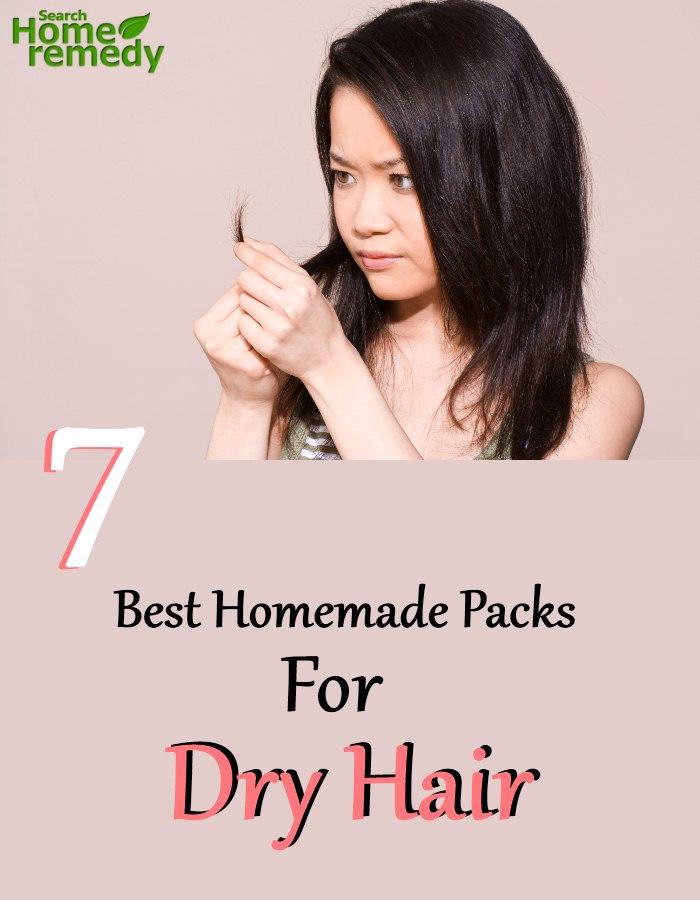 Packs For Dry Hair