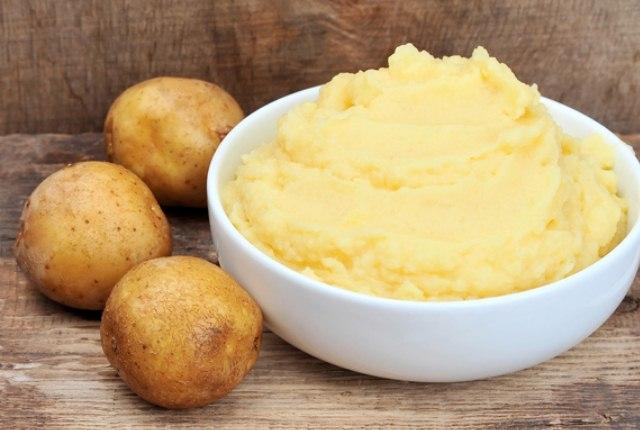 Potato Mask