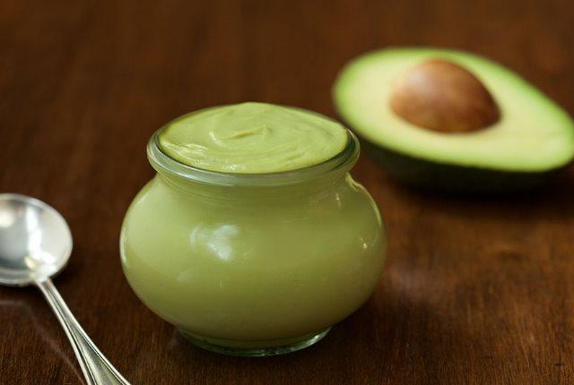 Avocado Mayo Mask