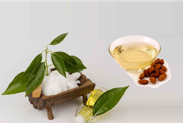 Camphor And Almond Oil