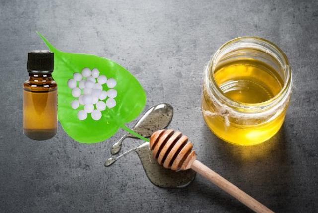 Camphor And Honey
