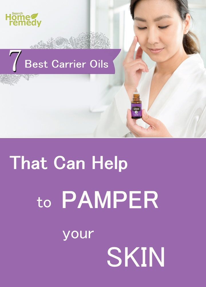 Carrier Oils That Can Help To Pamper Your Skin