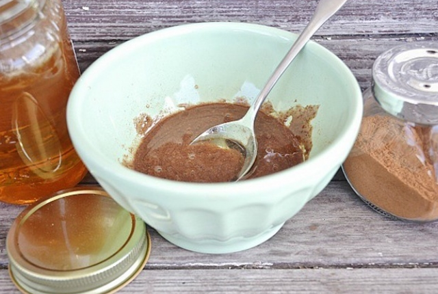 Chocolate And Honey Mask