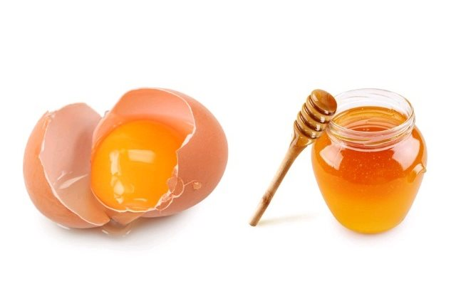 Egg And Honey Mask