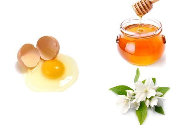 Honey, Egg Yolk and Jasmine