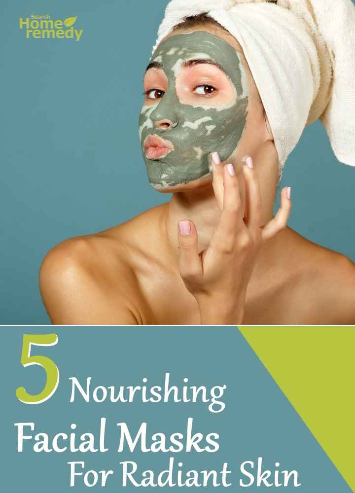 Nourishing Facial Masks For Radiant Skin