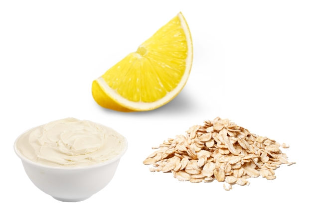 Oatmeal With Lemon And Cream Cheese