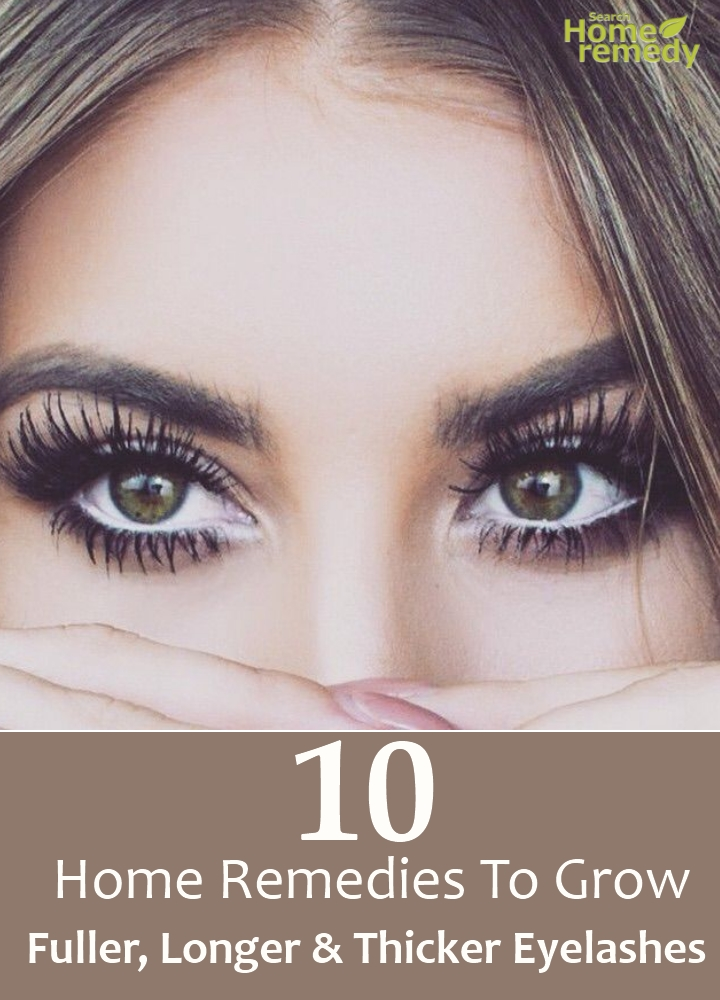 how to make your eyelashes longer and thicker