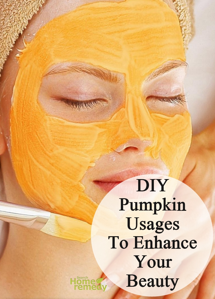 DIY Pumpkin Usages To Enhance Your Beauty