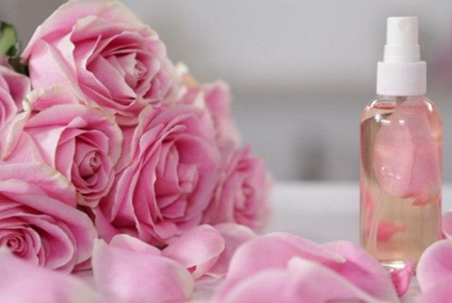 Rose Water Hair Spray