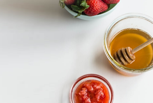 Strawberry And Honey Mask