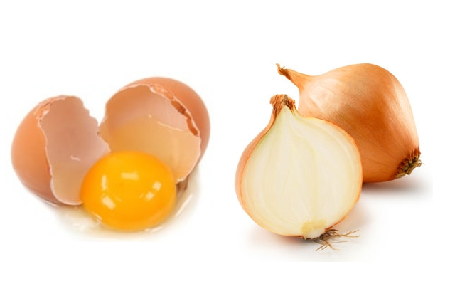 Use Egg With Onion