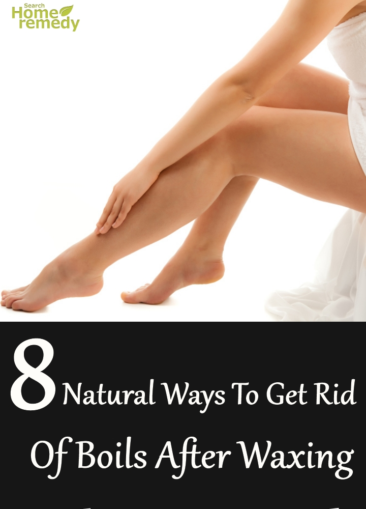 Ways To Get Rid Of Boils After Waxing