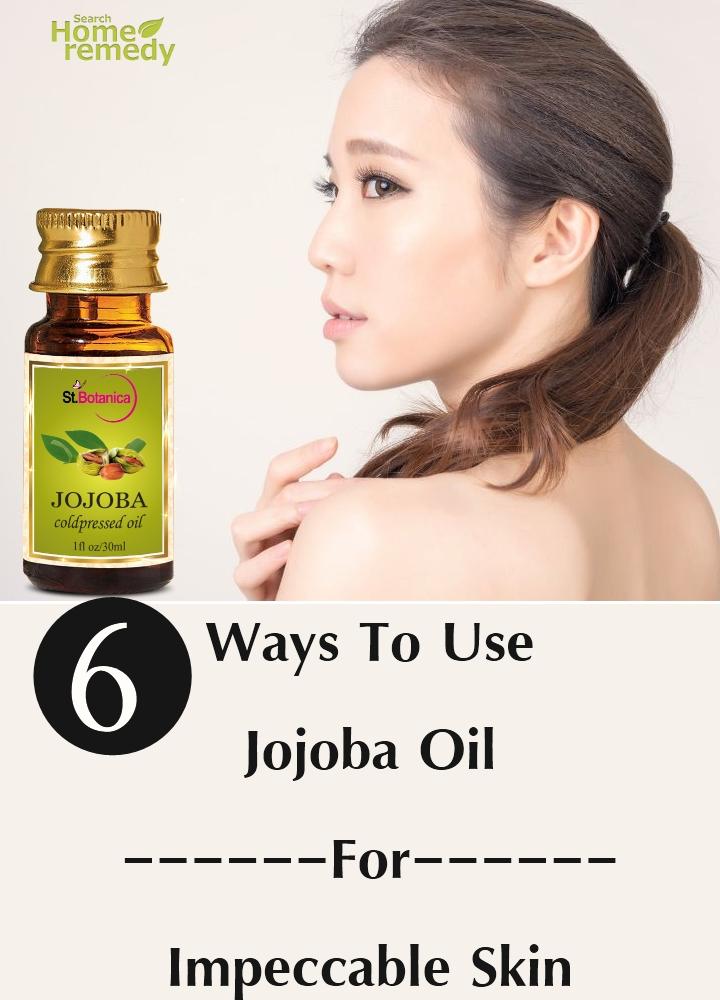 Ways To Use Jojoba Oil For Impeccable Skin