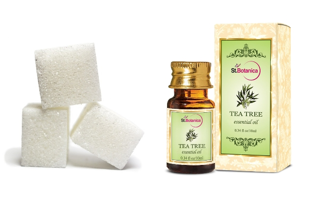 Sugar And Tree Oil Scrub