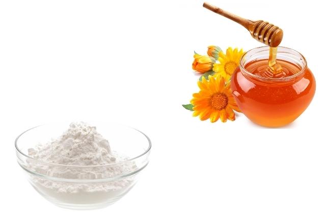 Baking Soda and Honey