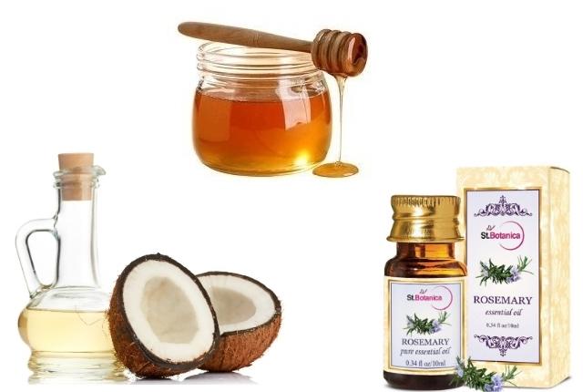 Coconut And Honey Shampoo