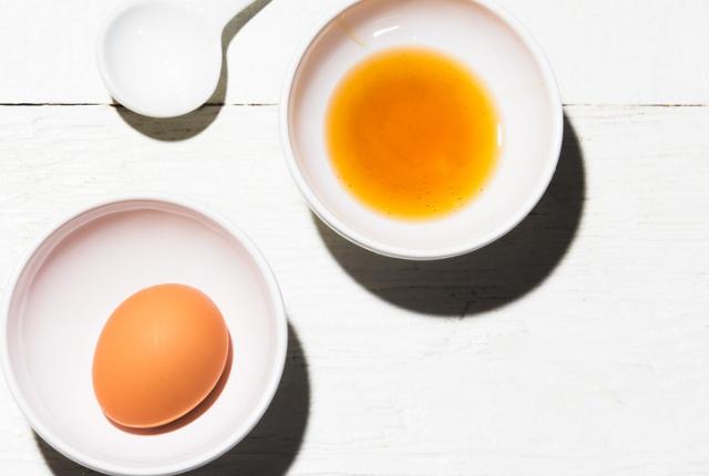 Honey And Egg Yolk