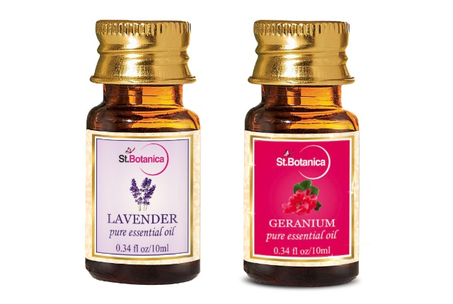 Lavender And Geranium Oil