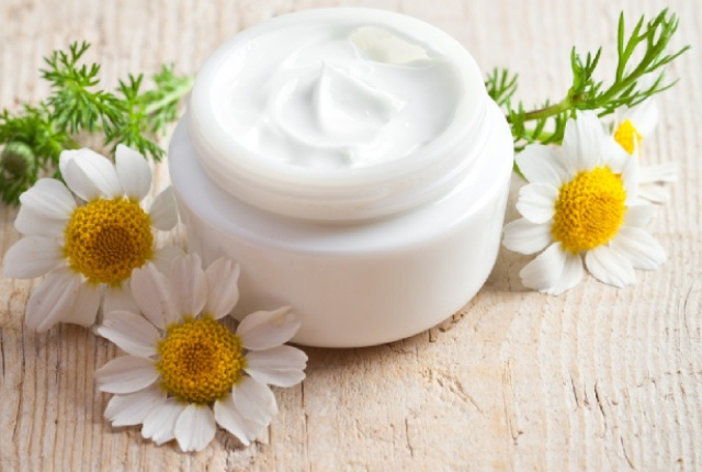 Roman Chamomile Body Lotion For Dry Skin