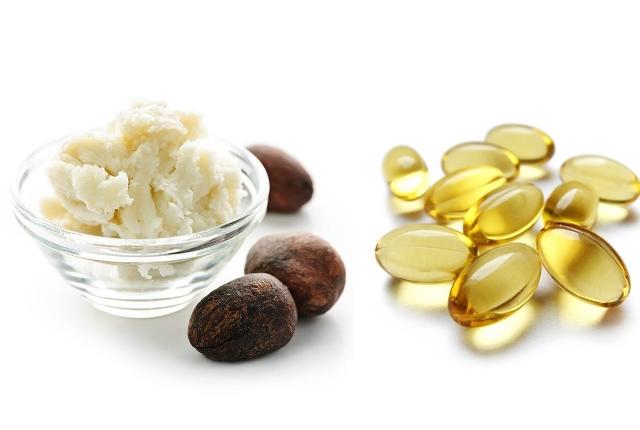 Shea Butter And Vitamin E Oil Mask
