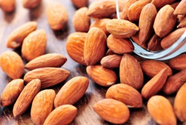 Almond Treatment