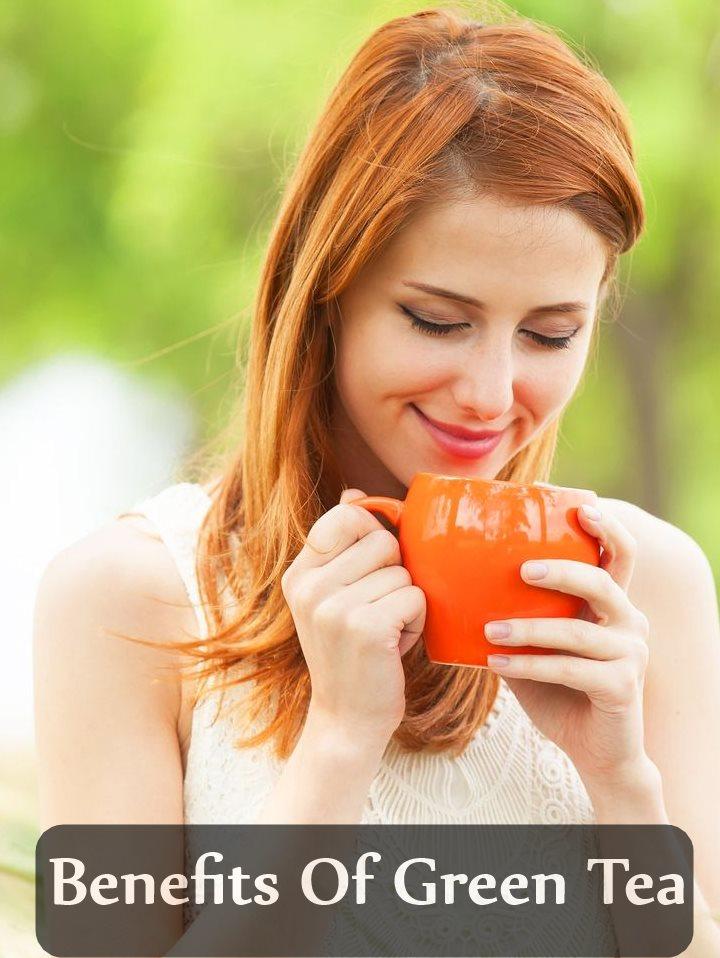 6 Amazing Health Benefits Of Green Tea