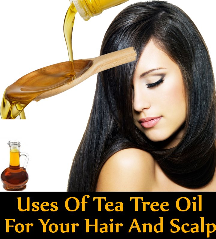 5 Exciting Uses Of Tea Tree Oil For Your Hair And Scalp