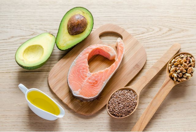 Loaded with monounsaturated fats
