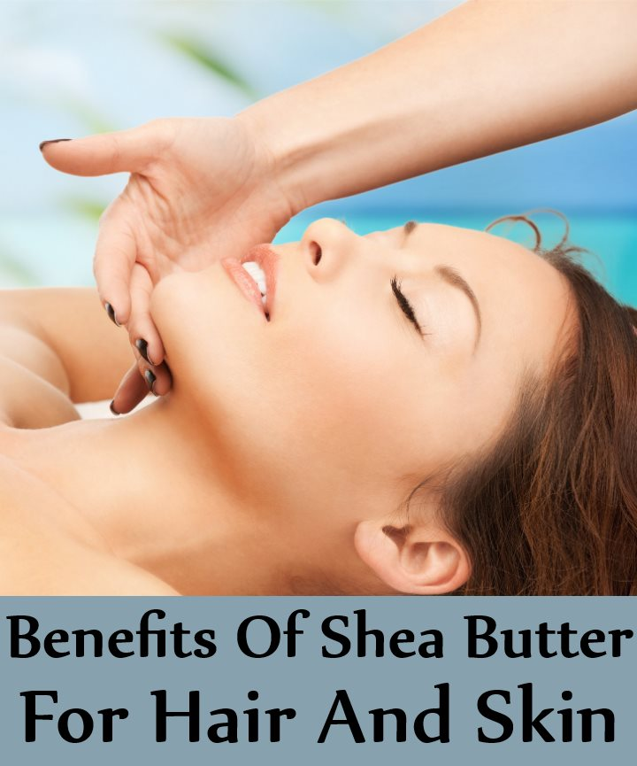 10 Wonderful Benefits Of Shea Butter For Hair And Skin
