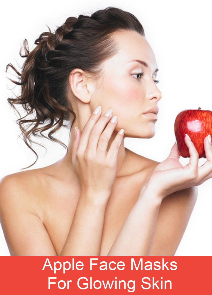 Amazing Apple Face Masks For Glowing Skin