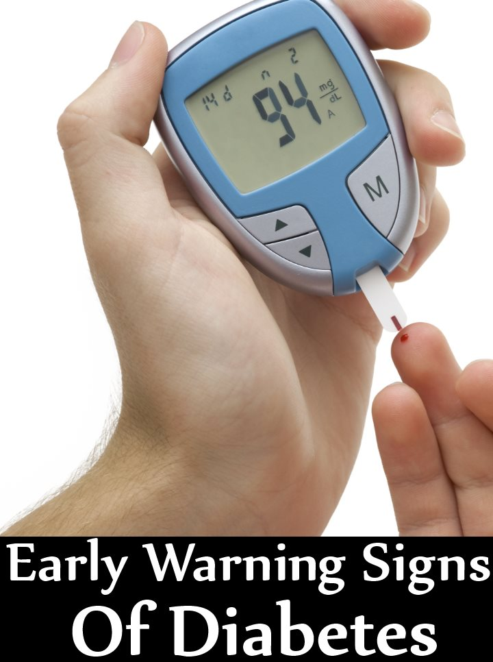 10 Early Warning Signs Of Diabetes You Shouldnt Ignore