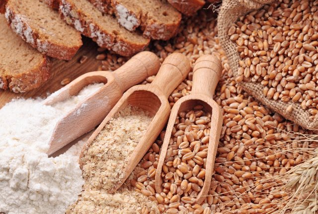 Gluten Free Whole Grains