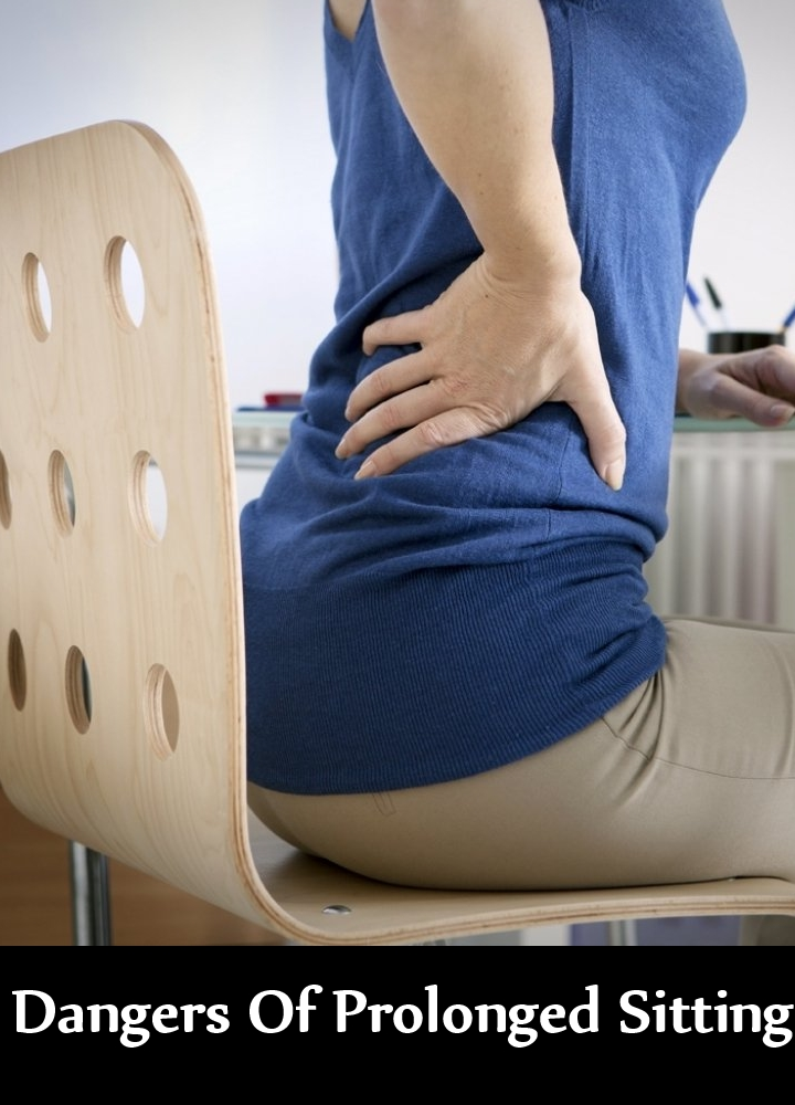 10 Dangers Of Prolonged Sitting