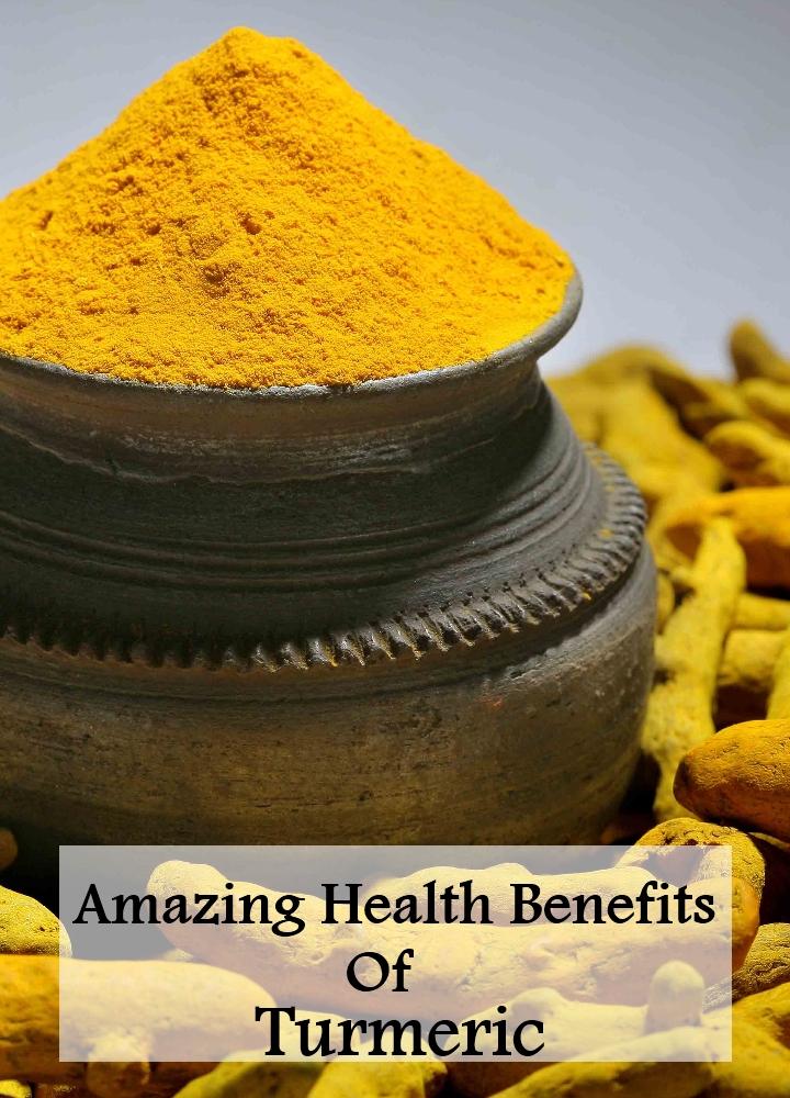 7 Amazing Health Benefits Of Turmeric