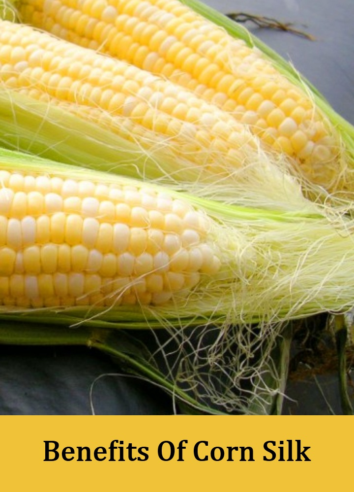 Benefits Of Corn Silk