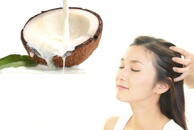 Coconut Protein Hair Mask