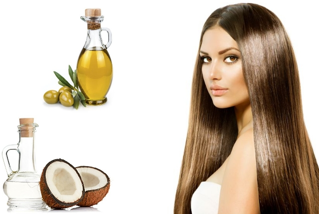 Hair Serum for Chemically Straighten Hair