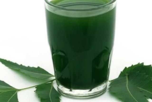 Juice Of Leaves