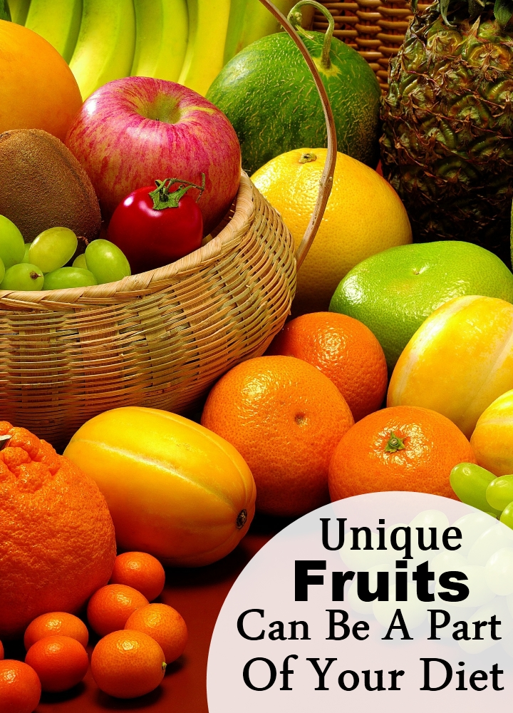 Top 14 Unique Fruits Can Be A Part Of Your Diet