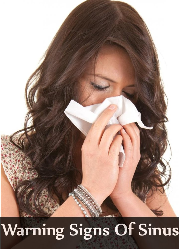 6 Warning Signs Of Sinus That You Should Know About