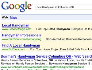 Local Handyman Columbus OH