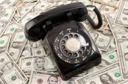 Photo: Phone calls = Money