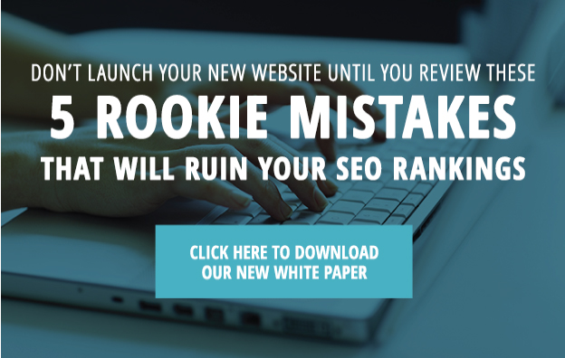 5 Mistakes That Will Ruin Your SEO Rankings Image - Search Influence