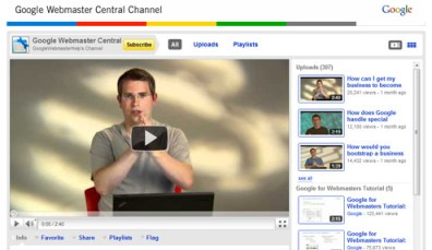 If you are lazy like me you prefer to just listen to Matt Cutts talk.