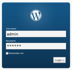 Photo Of WordPress Login