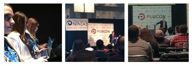 Photo Of Influencers At Pubcon 2014